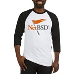 NetBSD Devotionalia Baseball Jersey