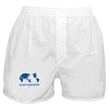 Best Dad In The World Boxer Shorts