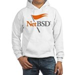 NetBSD Devotionalia Hooded Sweatshirt