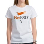 NetBSD Devotionalia Women's T-Shirt