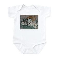 Kittens Infant Bodysuit