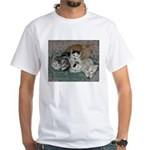Kittens White T-Shirt