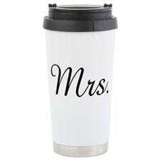 Mrs. Ceramic Travel Mug
