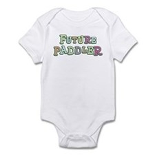 Cute Canoeing Infant Bodysuit