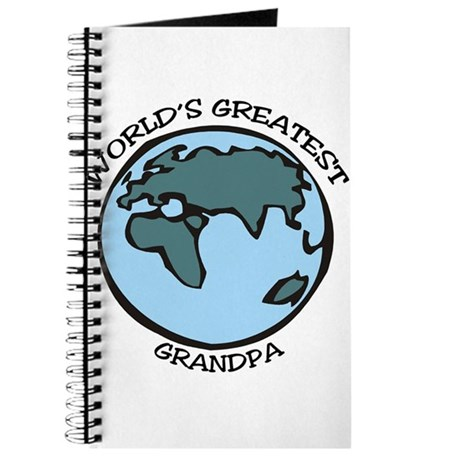 Greatest Grandpa Journal