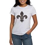 Fleur De Lid Women's T-Shirt