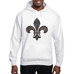 Fleur De Lid Hooded Sweatshirt