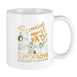 Straight Against Hate Mug