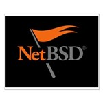 NetBSD Devotionalia Small Poster