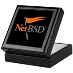 NetBSD Devotionalia Keepsake Box