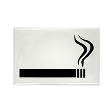 Cigarette Rectangle Magnet