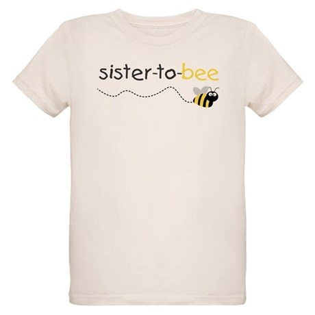 sister to be t shirt Organic Kids T-Shirt