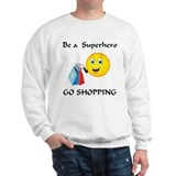 BE A HERO - GO SHOPPING! Jumper