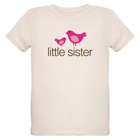 little sister t-shirts matching Organic Kids T-Shi