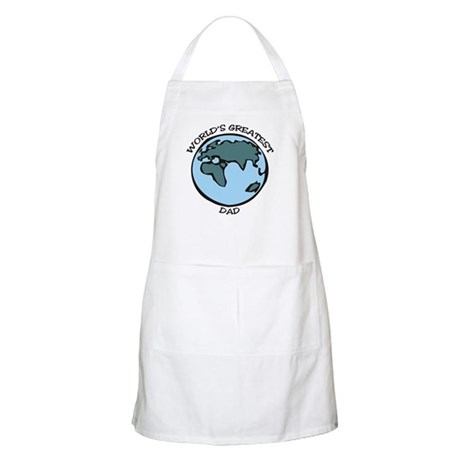 Greatest Dad BBQ Apron