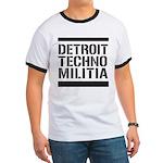 Detroit Techno Militia Ringer T