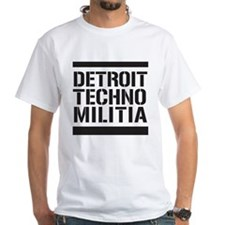 Detroit Techno Militia Shirt