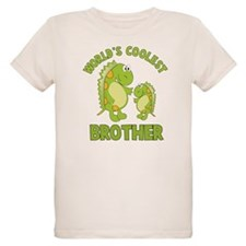world's coolest brother dino T-Shirt