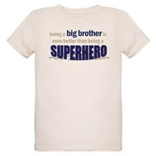 big brother t-shirt superhero T-Shirt