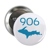 906 4 LIFE 2.25&quot; Button (100 pack)