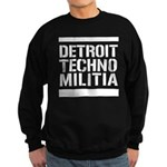 Detroit Techno Militia Sweatshirt (Dark)