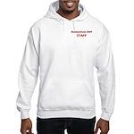 Boomershoot 2009 Staff Hooded Sweatshirt