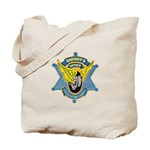Charleston County Sheriff Tote Bag