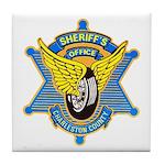 Charleston County Sheriff Tile Coaster