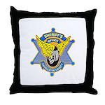 Charleston County Sheriff Throw Pillow