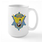 Charleston County Sheriff Large Mug
