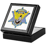 Charleston County Sheriff Keepsake Box