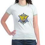 Charleston County Sheriff Jr. Ringer T-Shirt