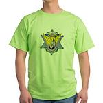 Charleston County Sheriff Green T-Shirt