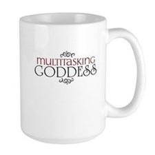 Multitasking Goddess Mug