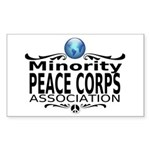MPCA Rectangle Sticker 10 pk)