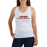Mom is a Database Manager Women's Tank Top