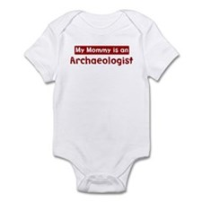 Mom is a Archaeologist Onesie