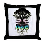 WORLDBEAT Throw Pillow