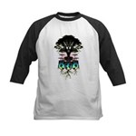 WORLDBEAT Kids Baseball Jersey