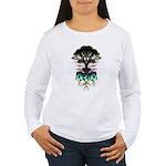 WORLDBEAT Women's Long Sleeve T-Shirt