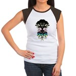 WORLDBEAT Women's Cap Sleeve T-Shirt