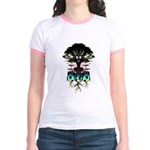 WORLDBEAT Jr. Ringer T-Shirt