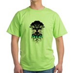 WORLDBEAT Green T-Shirt