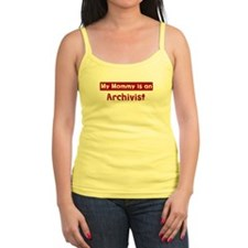 Mom is a Archivist Tank Top