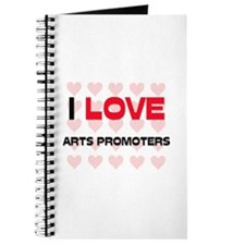 I LOVE ARTS PROMOTERS Journal