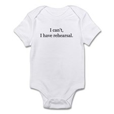 Cute Actor Infant Bodysuit