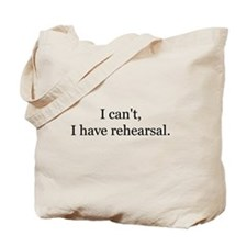 Cute Director Tote Bag