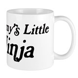 Mommys Little Ninja Mug