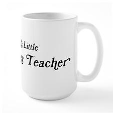 Mommys Little Peace Studies T Mug