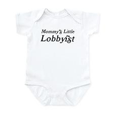 Mommys Little Lobbyist Infant Bodysuit